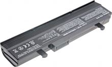 Baterie T6 power Asus Eee PC 1011, 1015, 1215, R051, VX6, 6cell, 5200mAh, black