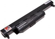 Baterie T6 power Asus A45, A55, A75, K45, K55, K75, R500, R503, R704, X45, X55, X75, 6cell, 5200mAh