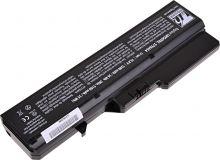 Baterie T6 power Lenovo IdeaPad G460, G465, G470, G475, G560, G565, G570, G575, 6cell, 5200mAh