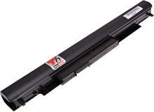 Baterie T6 power HP 240 G4, 245 G4, 250 G4, 255 G4, Pavilion 14-acxxx, 15-acxxx, 4cell, 2600mAh