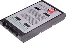 Baterie T6 power Toshiba Satellite A10, A15, Tecra A1, Tecra A8, Qosmio E10, F10, 6cell, 4600mAh