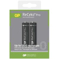 Nabíjecí baterie GP AA Recyko+ (2000mAh) 2ks
