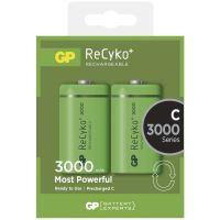 Nabíjecí baterie GP RECYKO C (3000mAh)-2ks