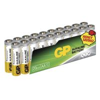 GP Super Alkaline 20ks AA
