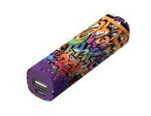 TRUST Tag PowerStick 2600 - graffiti text