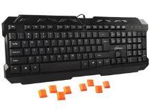 Herní klávesnice Natec Genesis R33, US