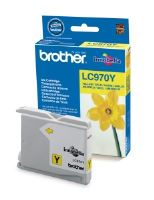 Brother LC-970Y - inkoust yellow