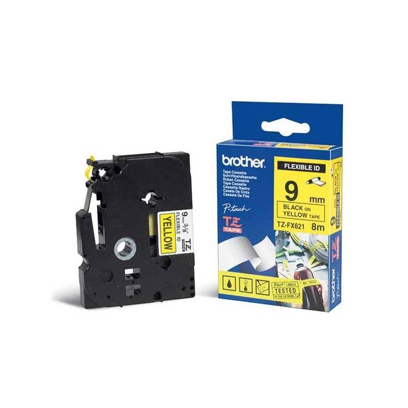TZ-FX621, žlutá / černá, 9mm