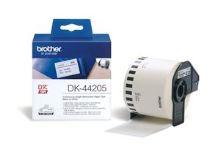 DK-44205 (bílá papírová role, 62 mm)