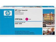 HP 645A - purpurový Contract Toner, C9733AC