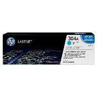 HP 304A - azurový Contract Toner, CC531AC