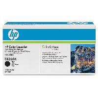 HP 649X - černý Contract Toner, CE260XC