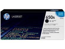 HP 650A - černý Contract Toner, CE270AC