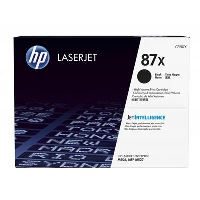 HP 87X - černý Contract Toner, CF287XC