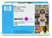 hp color laserjet purpurový toner, Q6463A
