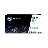 HP 655A azurová LaserJet Cartridge, CF451A