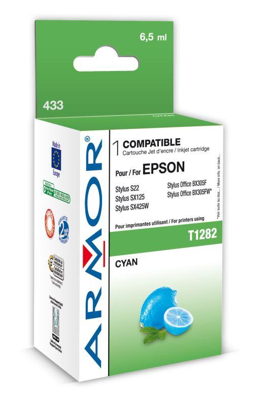 Armor ink-jet pro Epson S22,SX125 T128240 Cyan