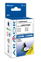 Armor ink-jet pro Brother MF C235, (LC970/1000Bk)