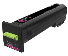 Lexmark CS820 purpurová extra velká tonerová kazeta 22K
