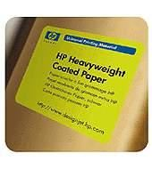 HP Heavyweight Coated Paper - role 36""