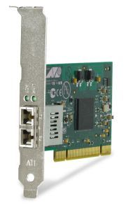 Allied Telesis Gigabit LC PCI card AT-2916SX/LC