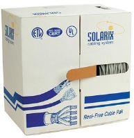 Instalační kabel Solarix CAT5E FTP PVC 305m/box