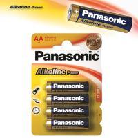 Alkalická baterie AA Panasonic Alkaline Power 4ks
