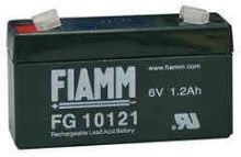 Fiamm olověná baterie FG10121 6V/1,2Ah