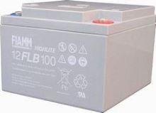 Fiamm olověná baterie 12 FLB100 12V/26Ah M6