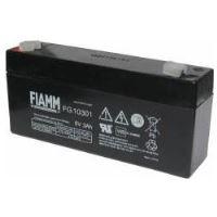 Fiamm olověná baterie FG10301 6V/3Ah