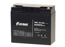 Akumulátor FUKAWA FWL 18-12 (12V 18Ah živ. 10let)