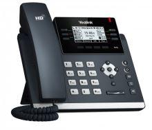 "Yealink SIP-T41S IP tel., PoE, 2,7"" 192x64 LCD, 15"
