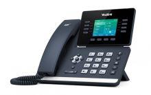 "Yealink SIP-T52S, IP Tel, PoE, 2,8"" bar. LCD, 10, prog. tl, GigE"