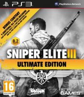 PS3 - Sniper Elite 3 Ultimate Edition