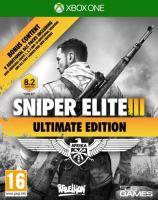 XBOX ONE - Sniper Elite 3 Ultimate Edition