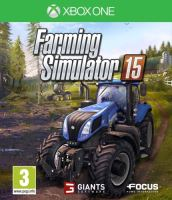XBOX ONE - Farming Simulator 2015