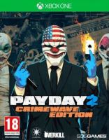 XBOX ONE - Payday 2: Crimewave Edition