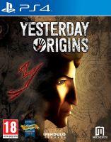 PS4 - Yesterday Origins