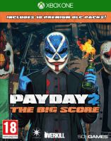 XBOX ONE - Payday 2 The Big Score