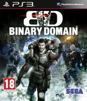 PS3 - Binary Domain