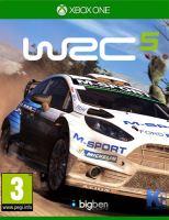 XBOX ONE - WRC 5 ESPORTS Edition