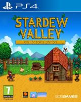PS4 - Stardew Valley Collectors Edition