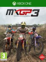 XBOX ONE - MXGP3 - The Official Motocross Videogam