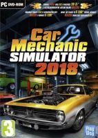 PC - SIM: CAR MECHANIC SIMULATOR2018