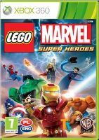 X360 - LEGO MARVEL SUPER HEROES
