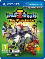 PS Vita - Invizimals: The Resistance