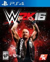 PS4 - WWE 2K16