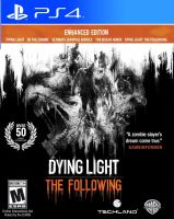 PS4 - Dying Light: The Following- Enhanced Edition