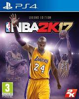 PS4 - ESP: NBA 2K17 Legend Edition