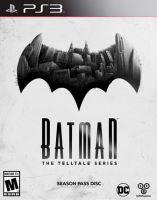 PS3 - Telltale - Batman Game